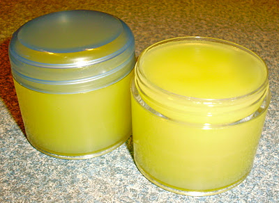 Lavender and Chamomile Salve