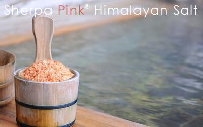Pink Himalayan Salts