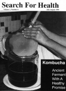 KOMBUCHA TEA RESEARCH WEBSITE